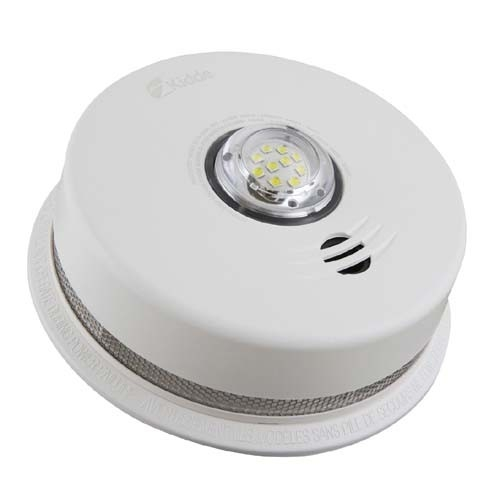 Kidde P4010acledsca 120vac 2 In 1 Integrated Smoke Alarm